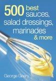 500 best sauces