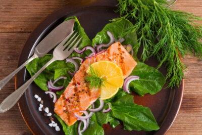 baked salmon fillet recipe