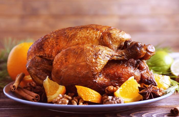 How to bbq turkey