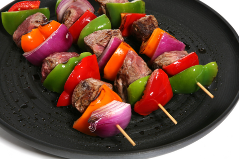 Recipe for Beef Kabobs