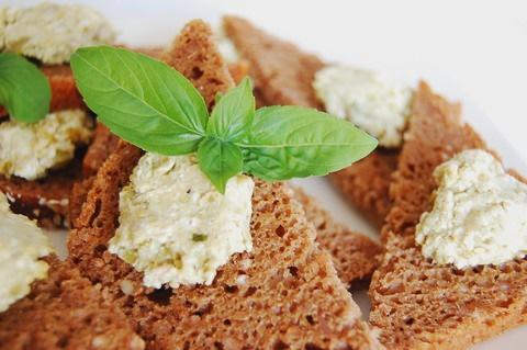 Healthy Black Bread Recipe