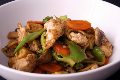 Chicken Stir Fry Image