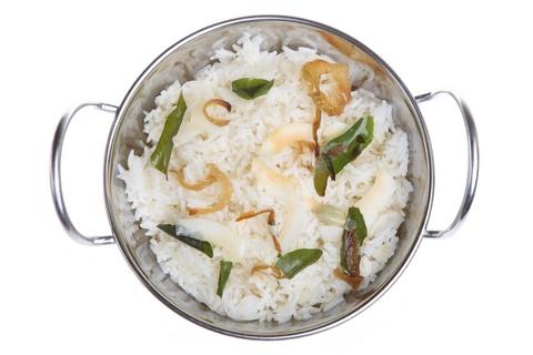 Coconut Rice image