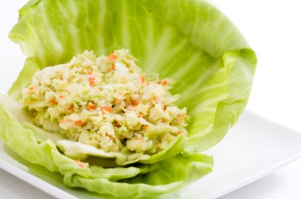 Cole Slaw with Boiled Dressing