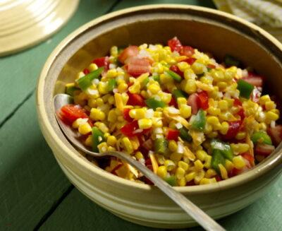 corn salad recipe image