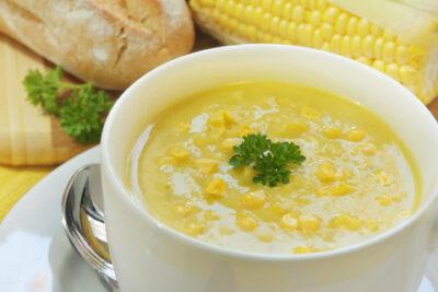 Corn Soup Recipe