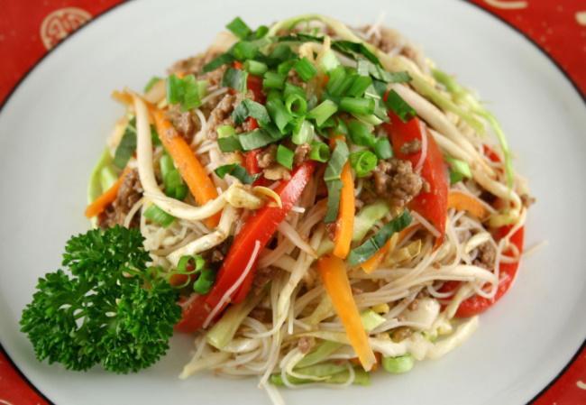 vegetable chop suey image