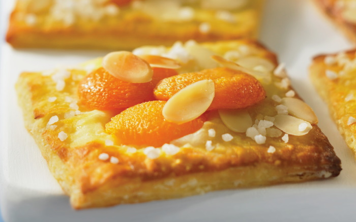 apricot galettes