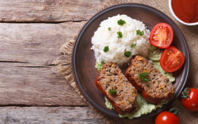 An easy meatloaf recipe