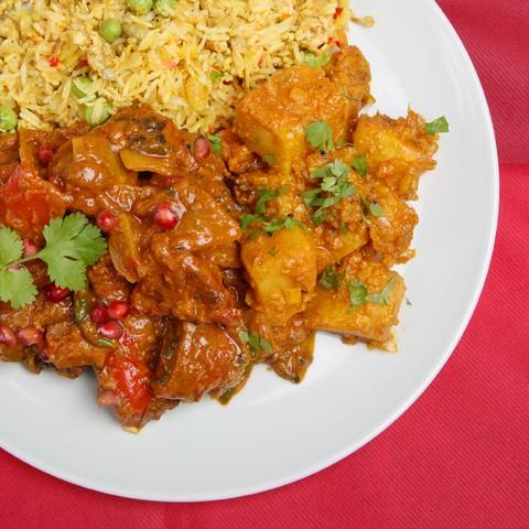 lamb curry recipe