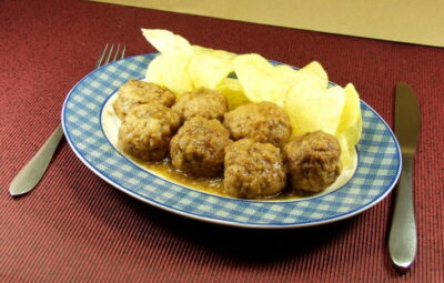 meatball recipe with beer sauce