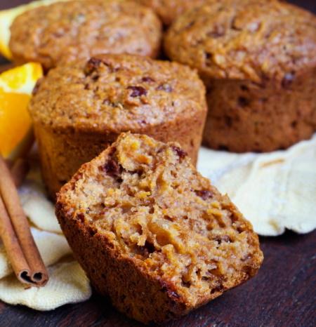morning glory muffin recipe