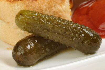Icicle pickle recipe