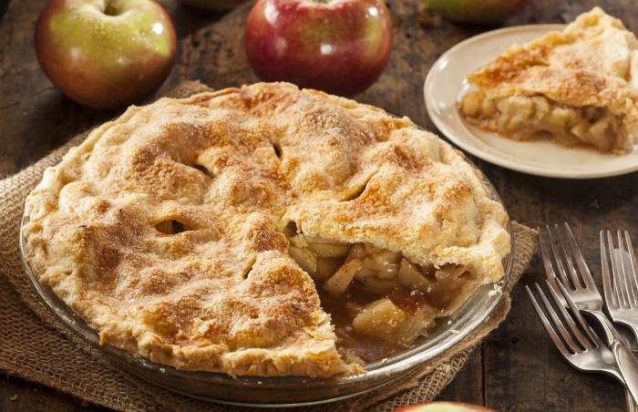 Two pie crust recipes