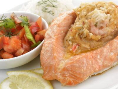 recipes for baked salmon