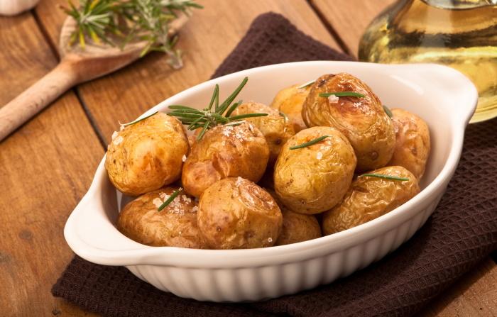 How to make rosemary potatoes