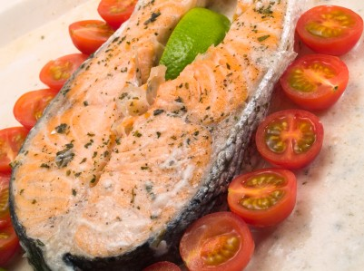 salmon recipe with tomatoes
