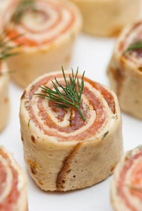 smoked salmon recipe using crepes