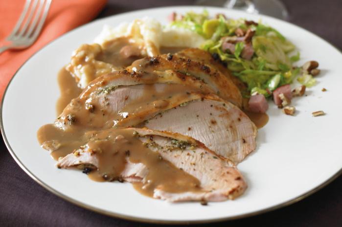 spatchcock roast turkey