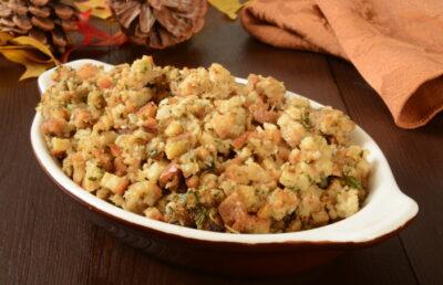 turkey stuffing recipe