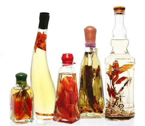 A variety of salad dressing recipes