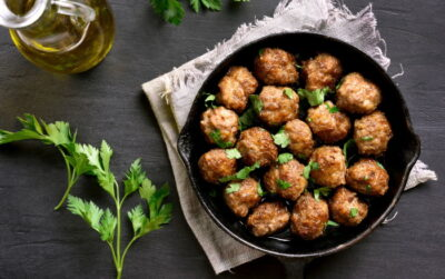 homemade paprika meatball recipe