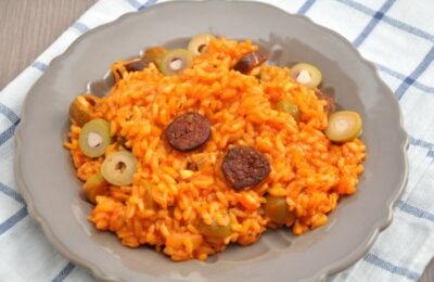 Moms Spanish rice