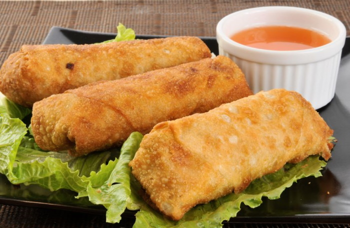 Chinese egg roll