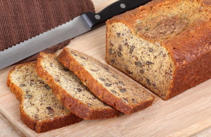 honey nut bread