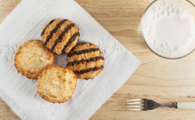 Hawaiian coconut cookies
