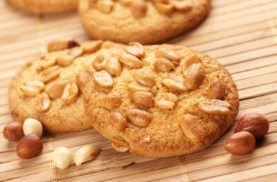 peanut easy cookie recipes
