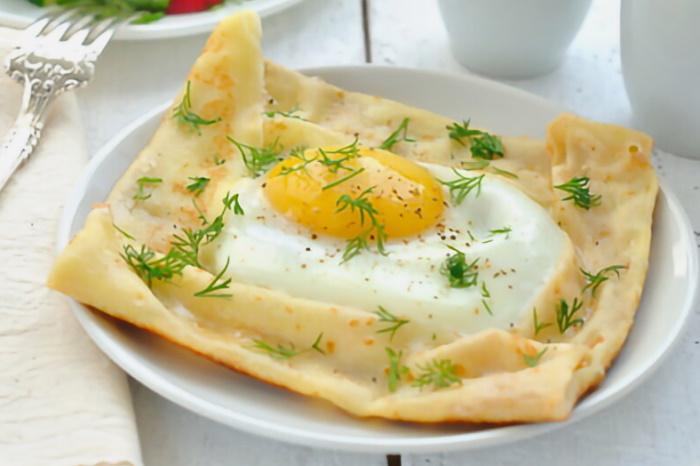 Brunch egg cup