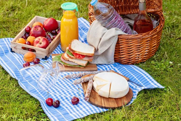 3 easy picnic recipes