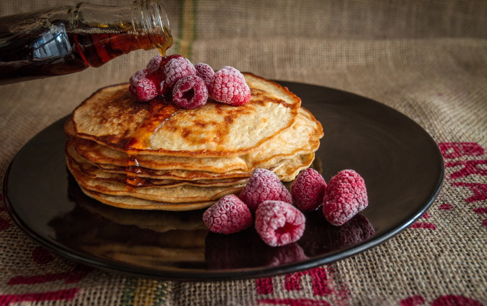 Recipes for pancake day