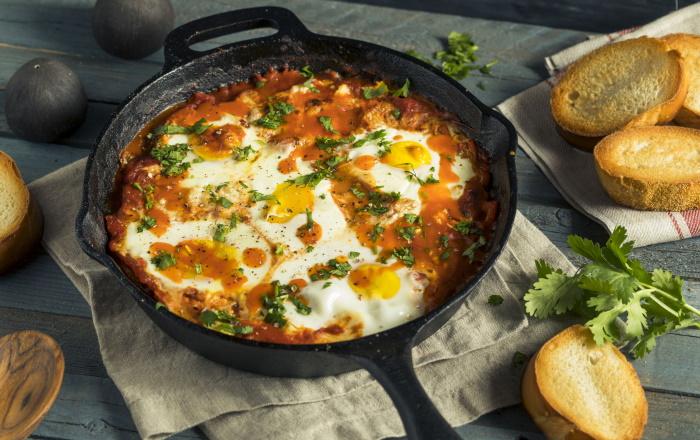 Gerrys Italian eggs