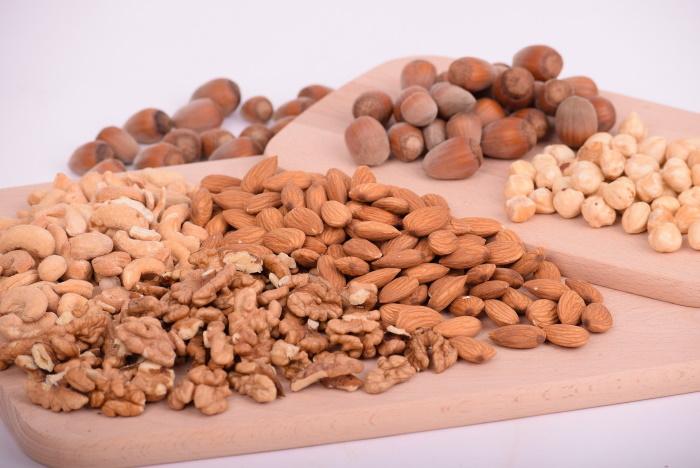 Walnut and almond recipes