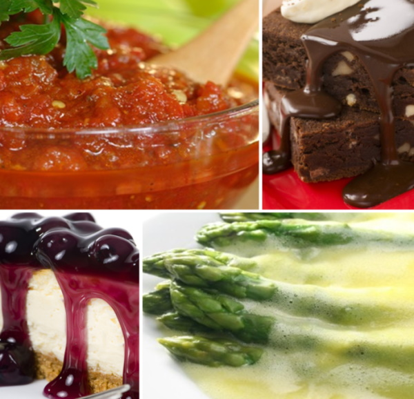 sauce recipes image