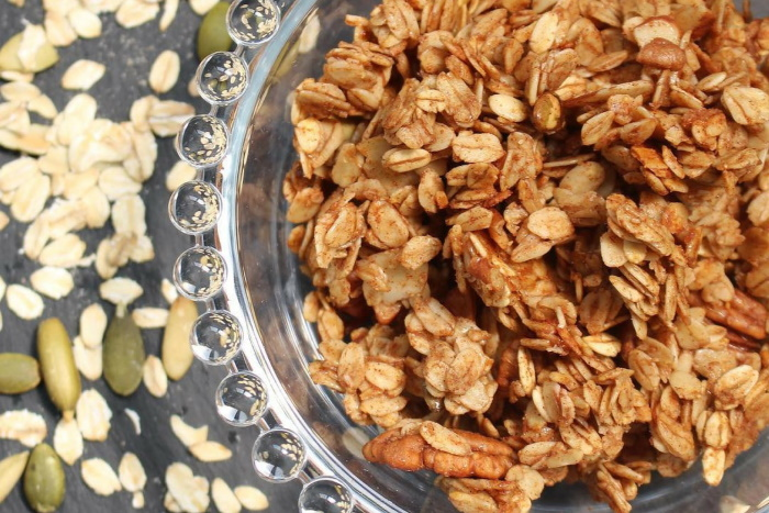 About oats nutrition