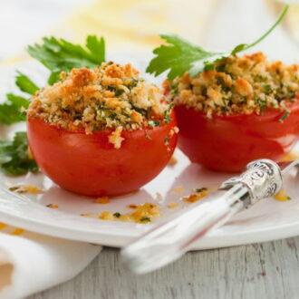 Tomatoes Florentine
