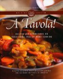 a tavola cookbook