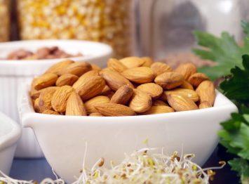 almonds nutrition