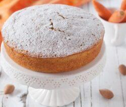 Apple Carrot Quinoa Cake