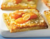 Apricot and Almond Galettes