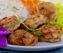 Asian chicken burger recipe