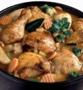 French Herbed Baked Chicken