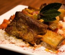 Oven Baked Beef Short Ribs