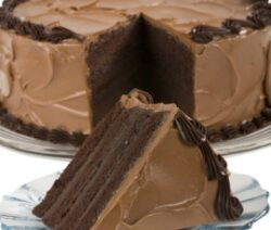 Best Moist Chocolate Cake Recipe