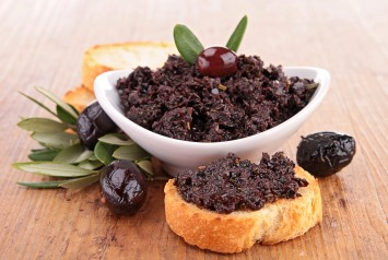 black olive tapenade recipe