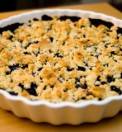 Fresh Blueberry Crisp Recipe
