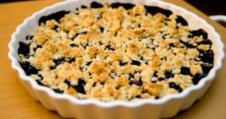 Fresh Blueberry Crisp Recipe